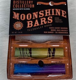 Moonshine Distillery Collection 4 pack