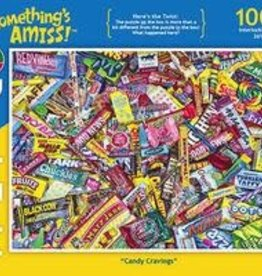 Candy Cravings: 1,000 Piece Puzzle