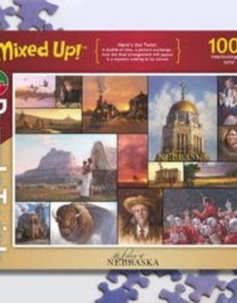 Legacy of Nebraska 1,000 Piece Puzzle