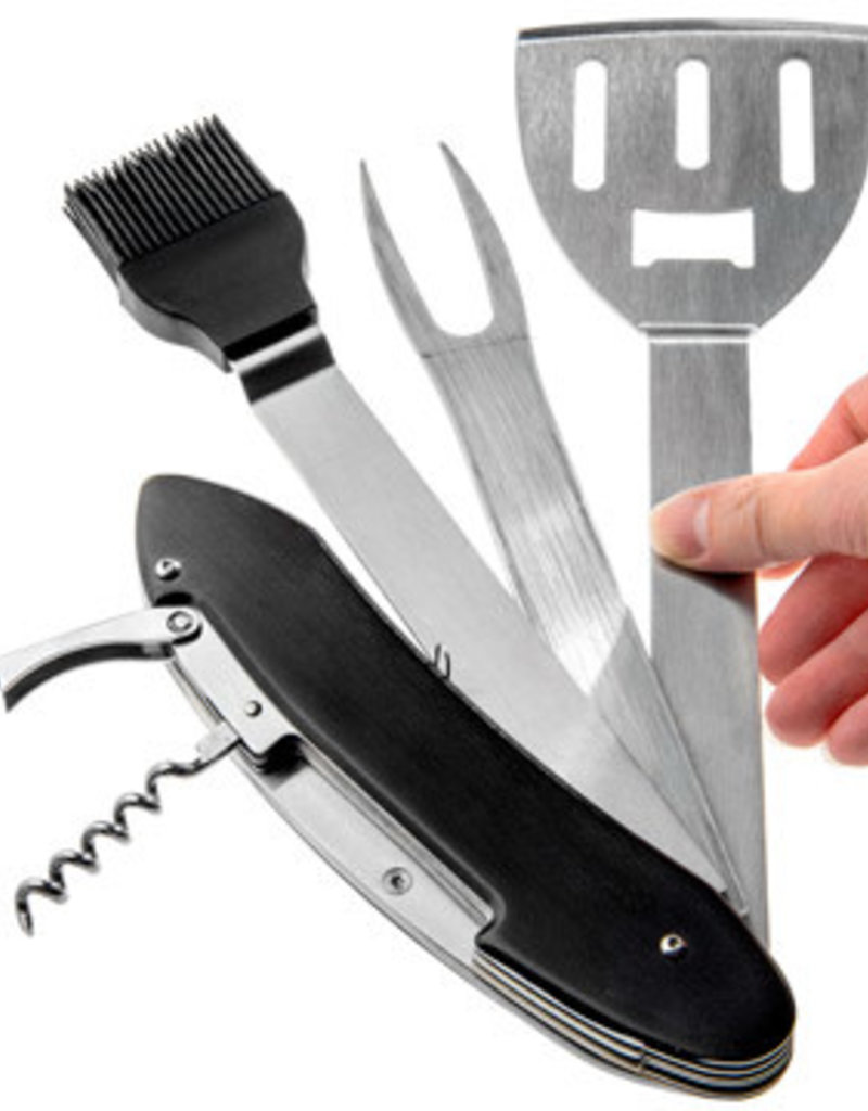 JDS 5-in-1 BBQ tool
