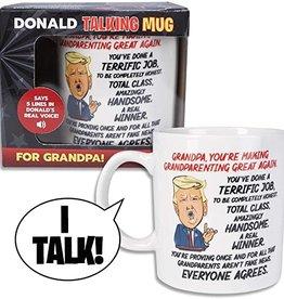Donald Grandpa Mug