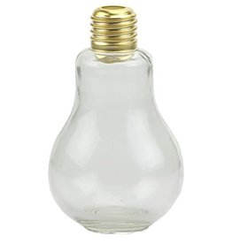 Glass Bottle Light Bulb