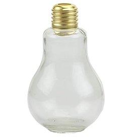 Glass Bottle Light Bulb