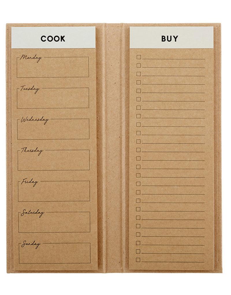 Tablesugar Heirloomed Meal Planner Book