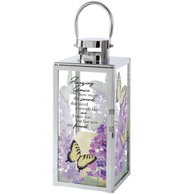 Amazing Grace Chrome Lantern