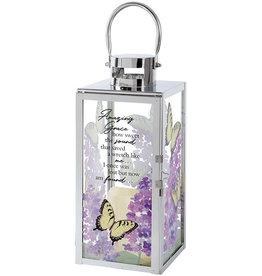 Amazing Grace Chrome Lantern