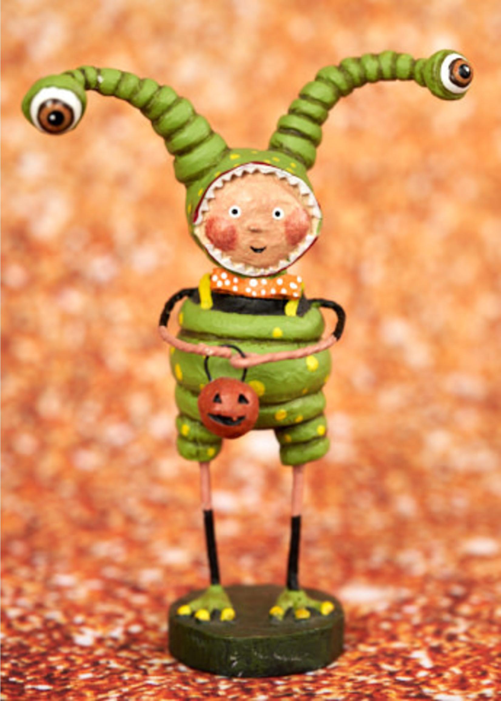 Lori Mitchell Little Alien