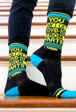 You Can't Get COVID-19 Socks