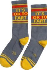 It's Ok To Fart Socks