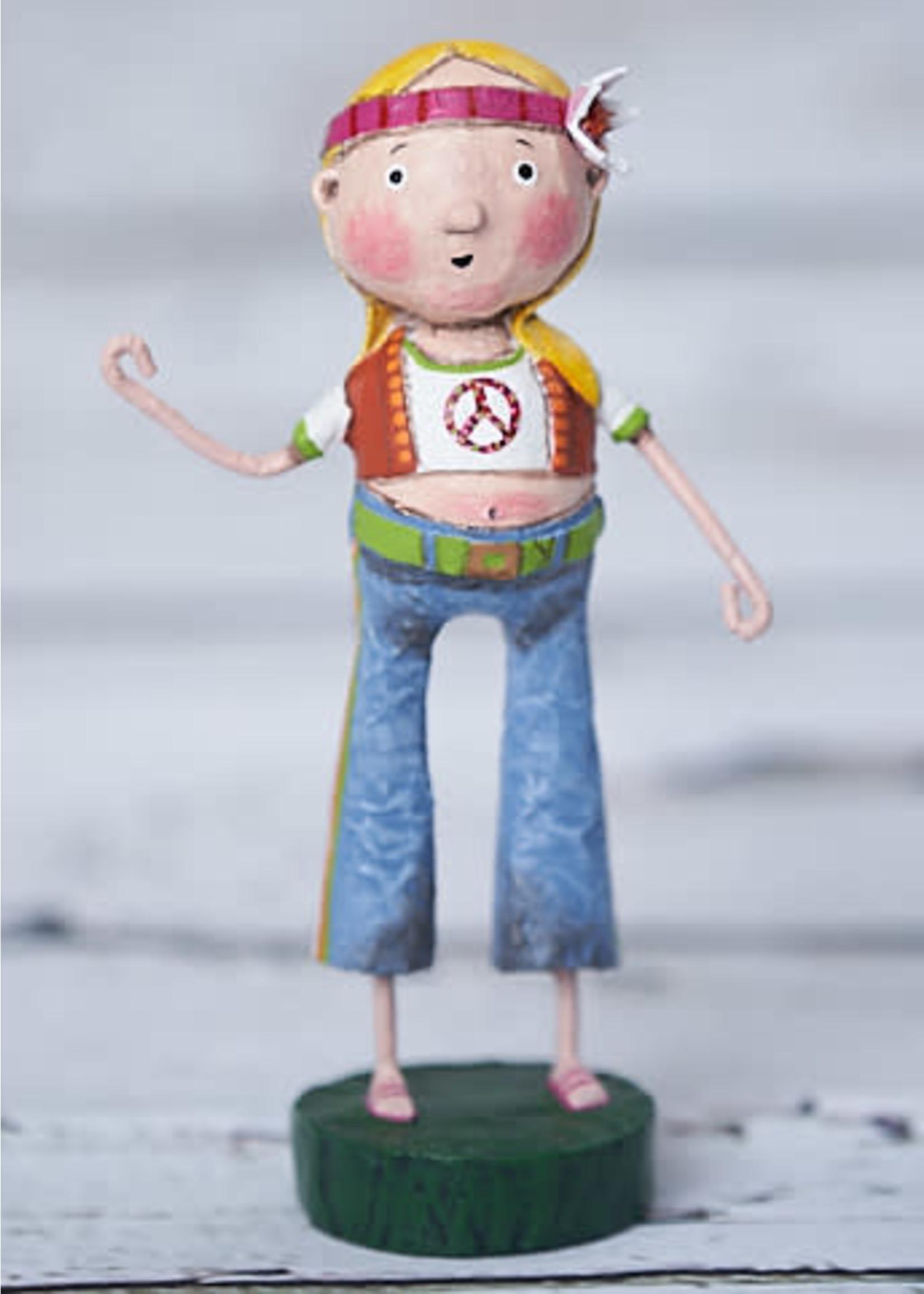 Lori Mitchell Hippie Chick