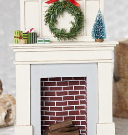 Lori Mitchell Holiday Hearth