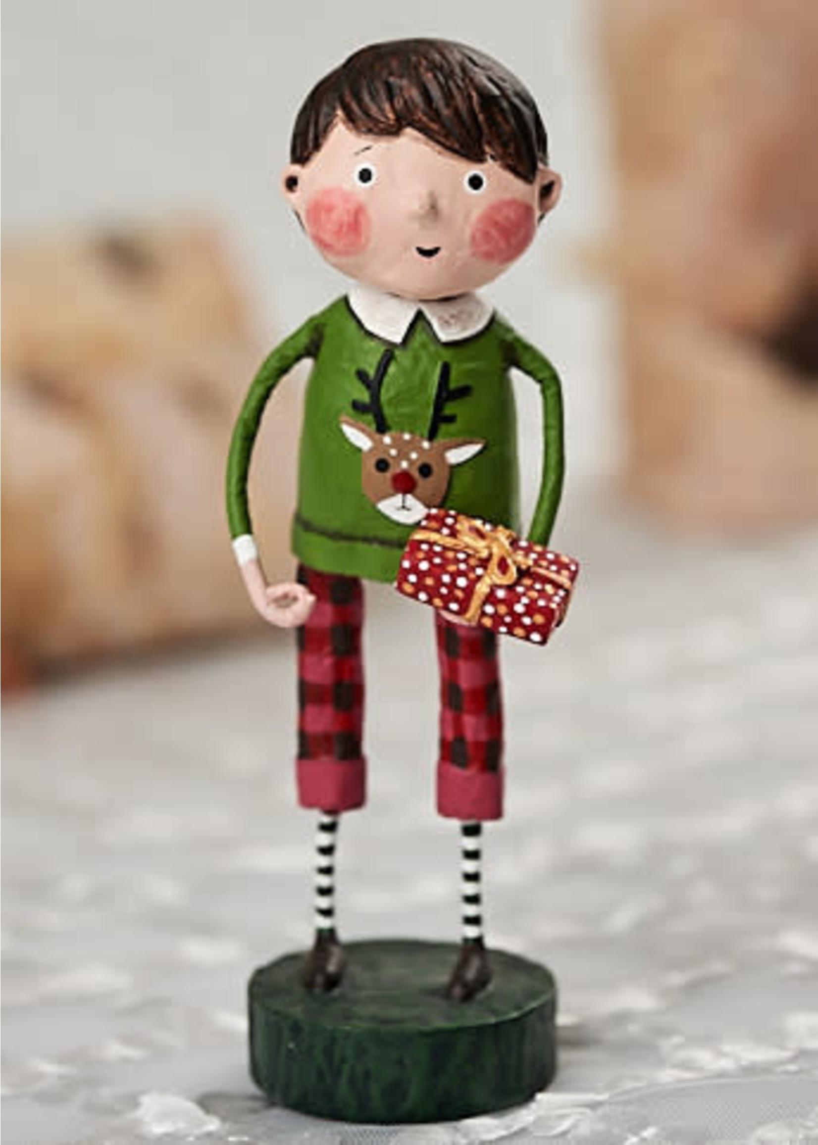 Lori Mitchell Gift Exchange Boy