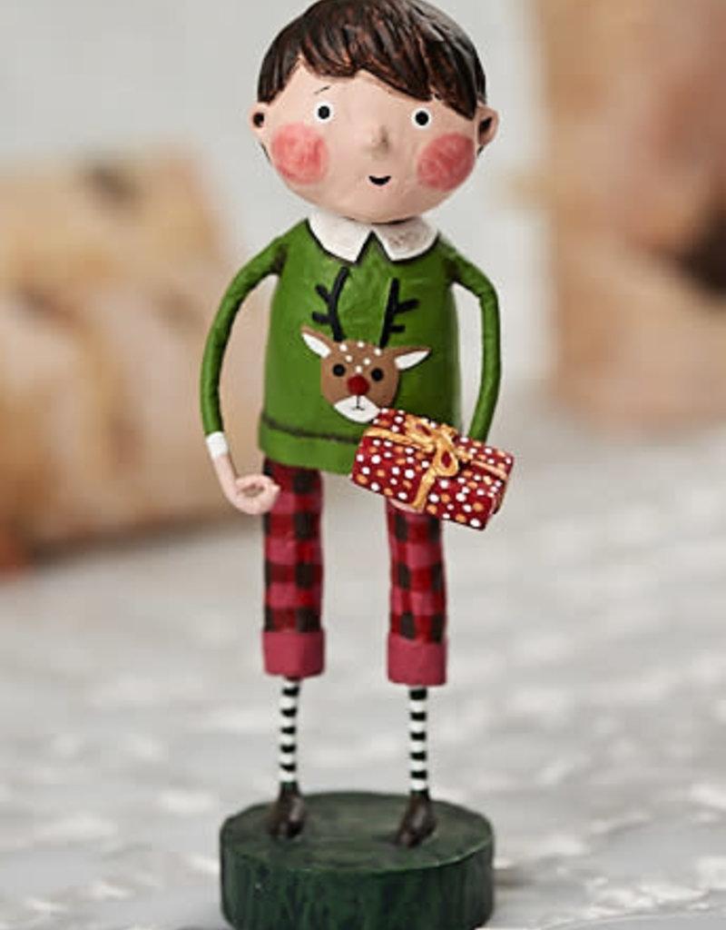 Gift Exchange Boy