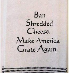 Ban Shredded Cheese Towel