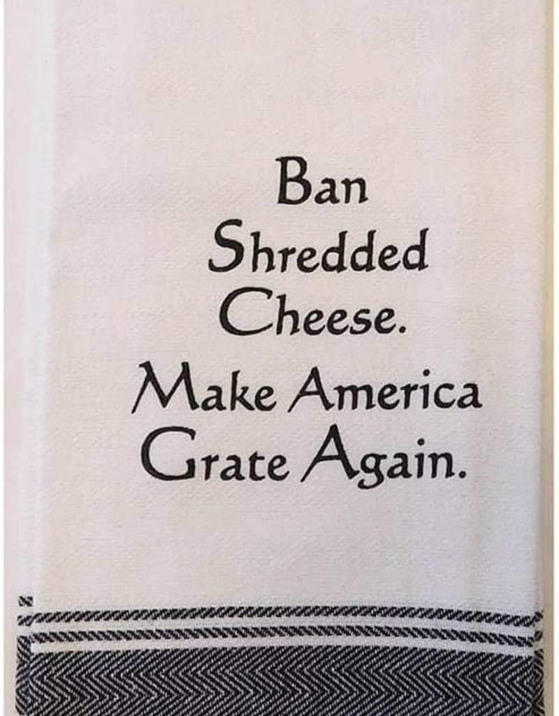 Ban Shredded Cheese Towel