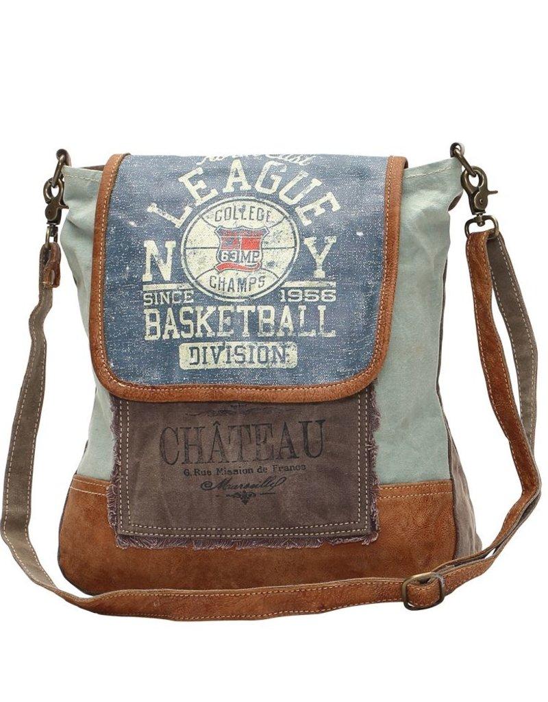 Basketball Division Shoulder Bag