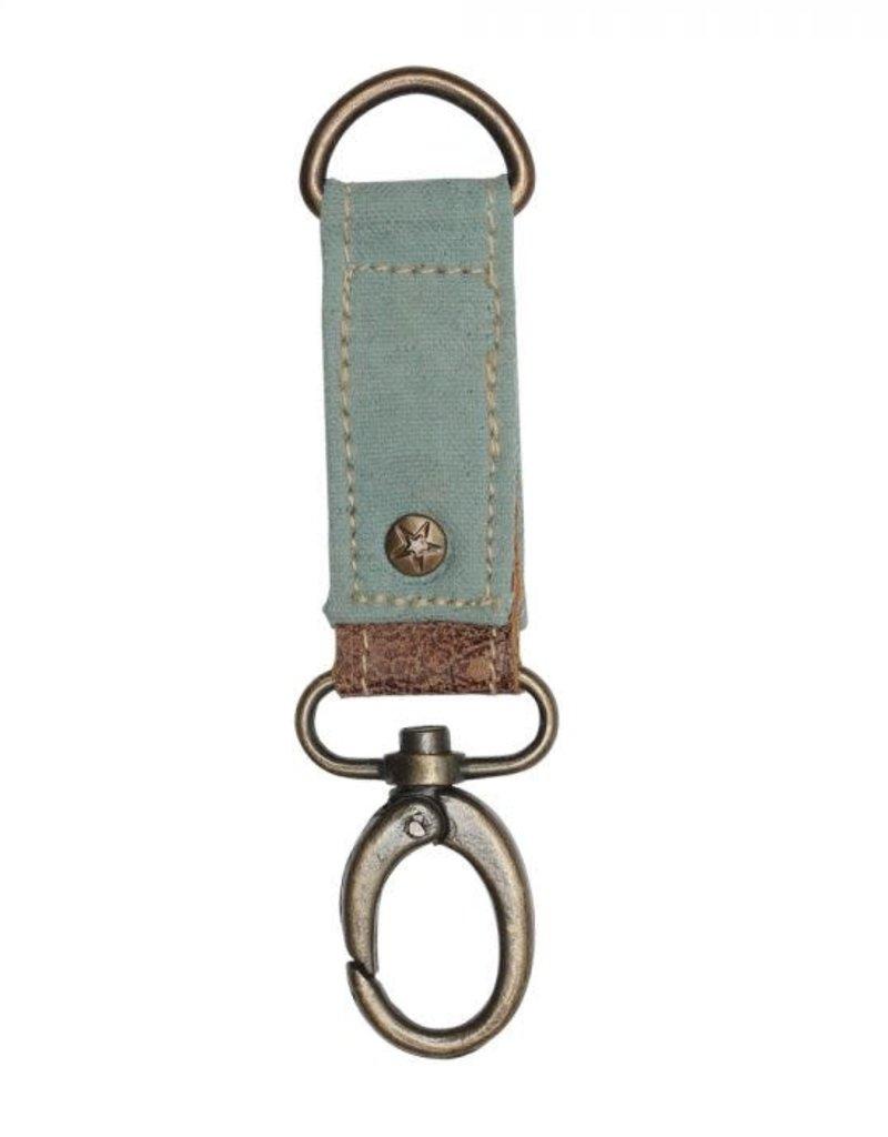 Turquoise Key Fob