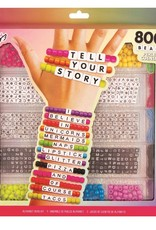Fashion Angel Tell Your Story Alphabet Bead Case-Large