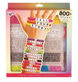 Fashion Angel Tell Your Story Alphabet Bead Case-Large