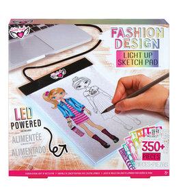 Fashion Angel Fashion Design Light Pad Sketch Set