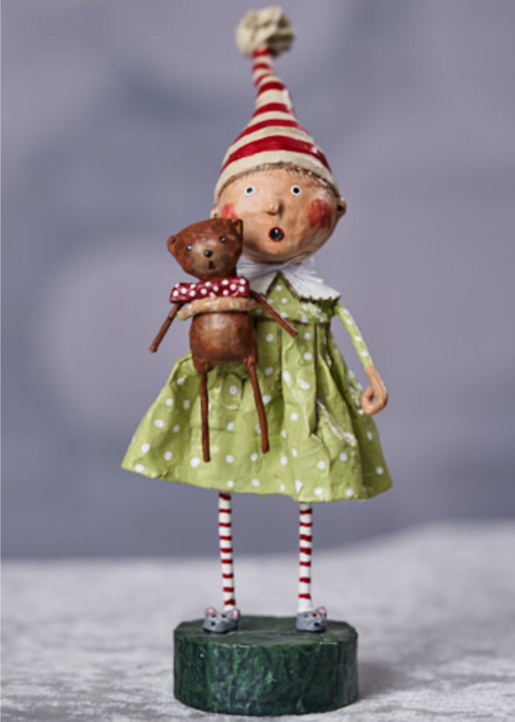 Lori Mitchell Discovering Santa