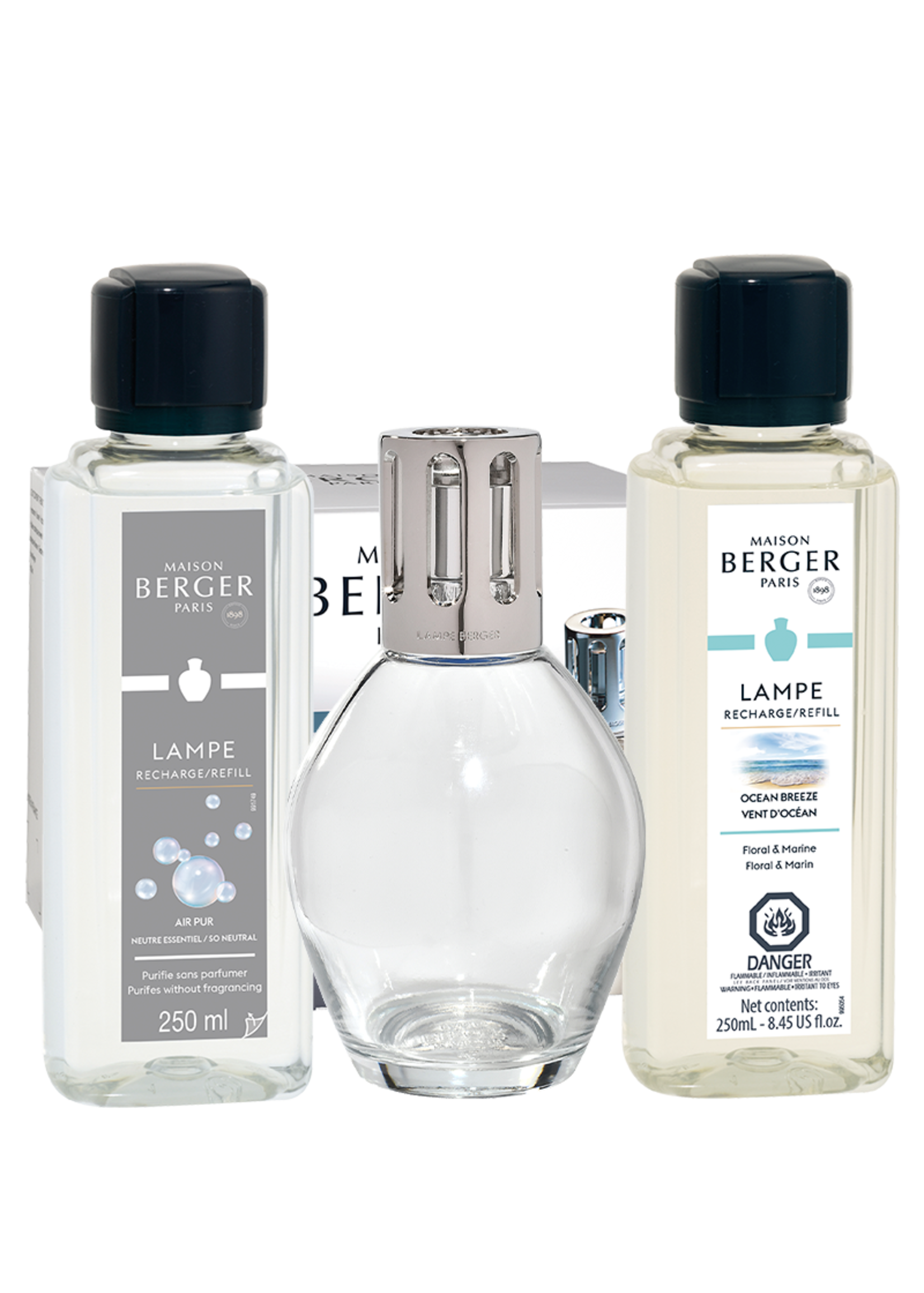 Maison Berger Essential Oval Gift Set