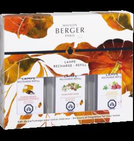 Maison Berger Triopack Fall