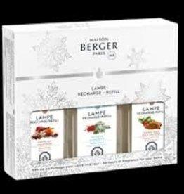 Maison Berger Triopack - Winter