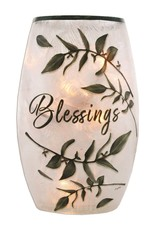 Blessings Pre-Lit Small Vase