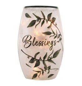 Blessings Pre-Lit Small Vase
