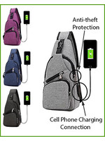 Calla Products Anti Theft Day Pack