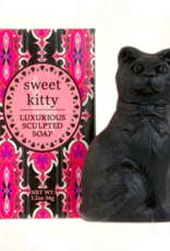 Greenwich Bay Trading Company Kitty Sculpted Soap Sweet