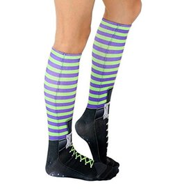 Living Royal Witch Boot Knee High Socks
