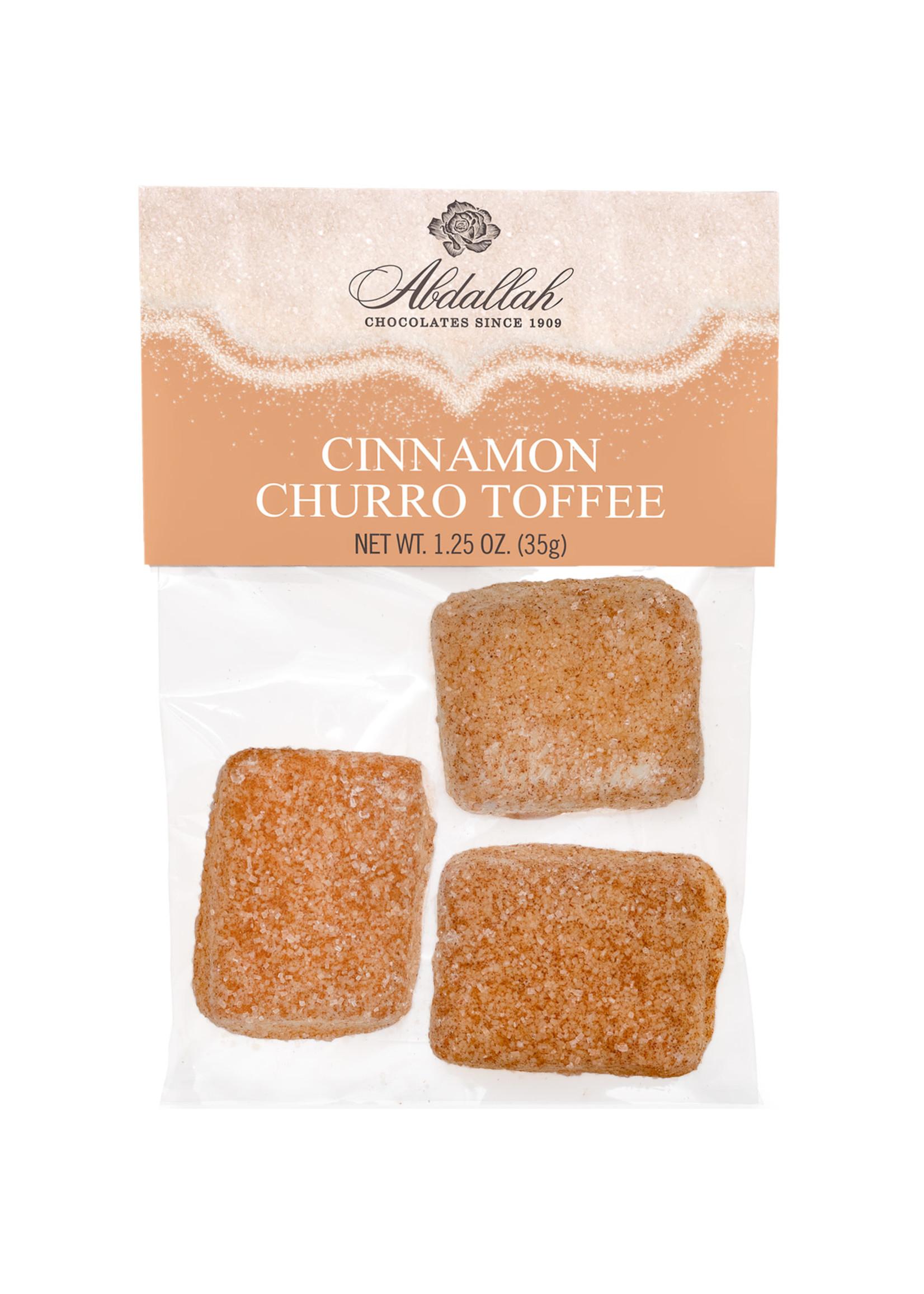 Abdallah Cinnamon Churro Toffee Single