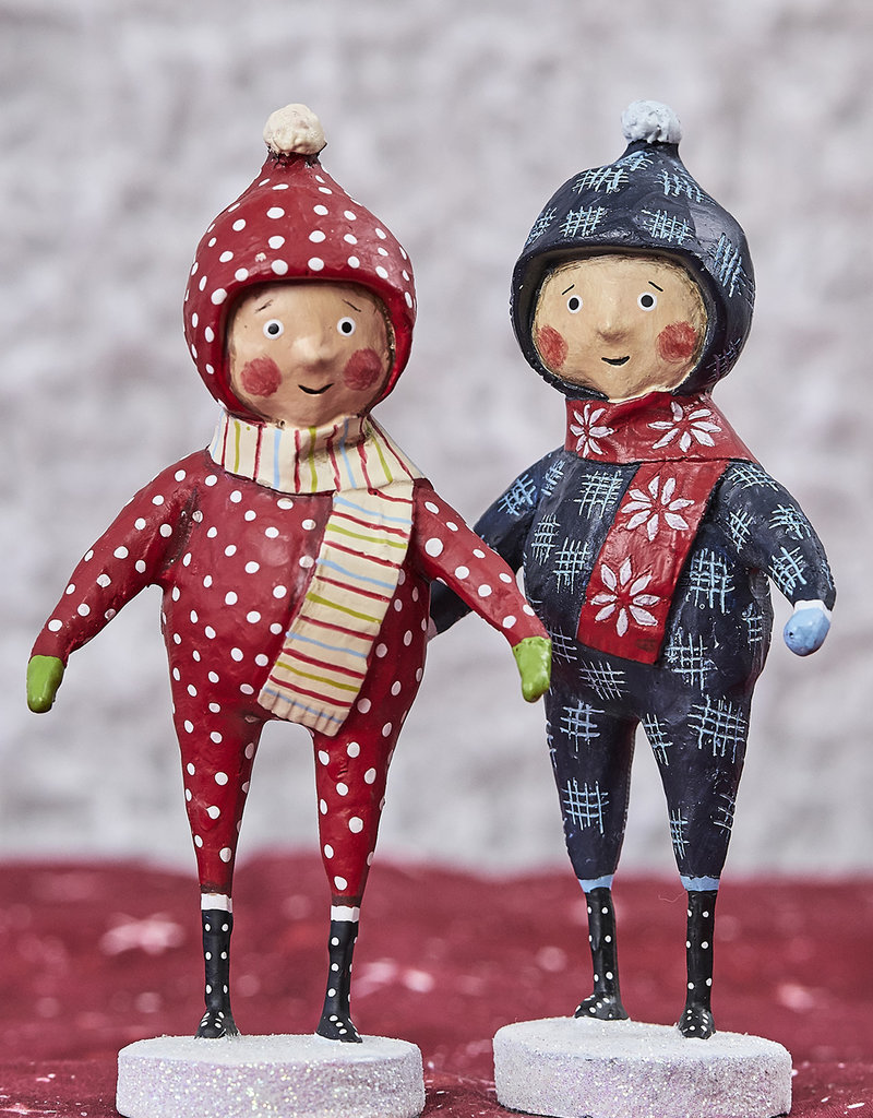 Snow Day Duo, set of 2