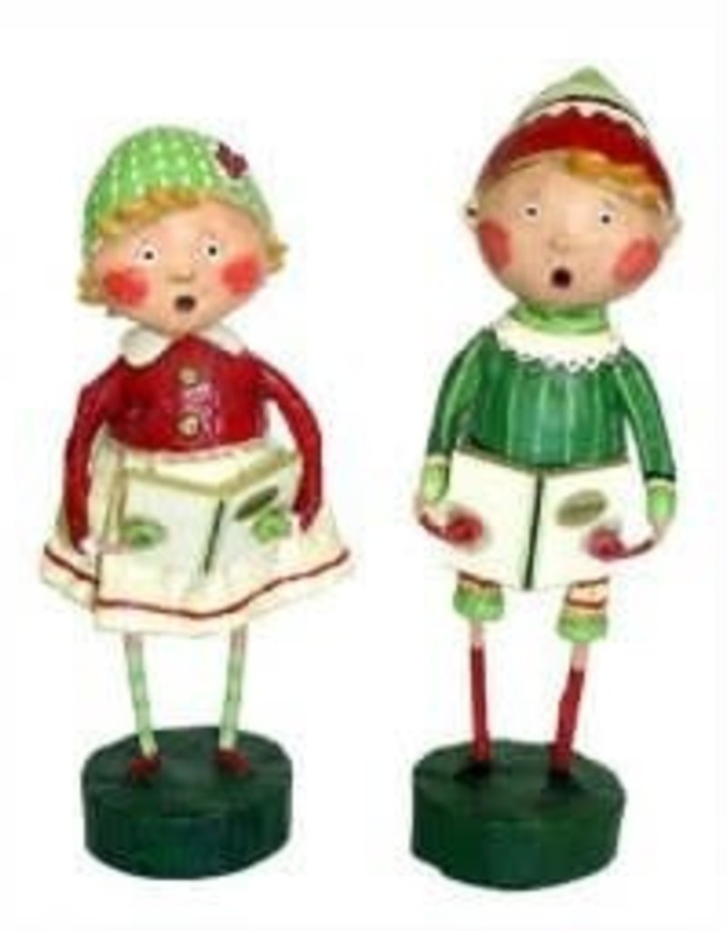 Lori Mitchell Henry & Holly, set of 2