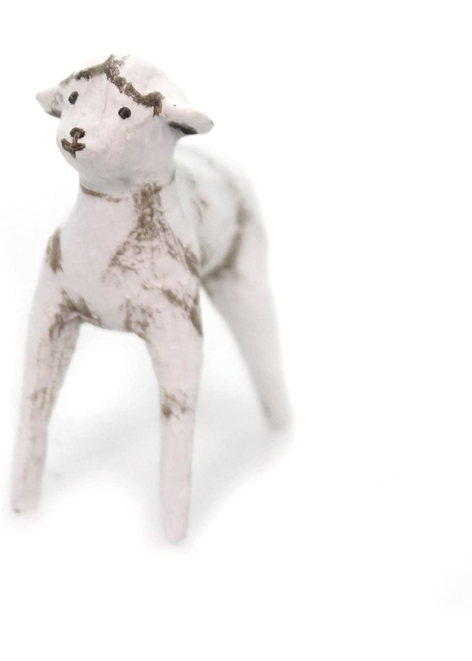 Lori Mitchell Baby Sheep