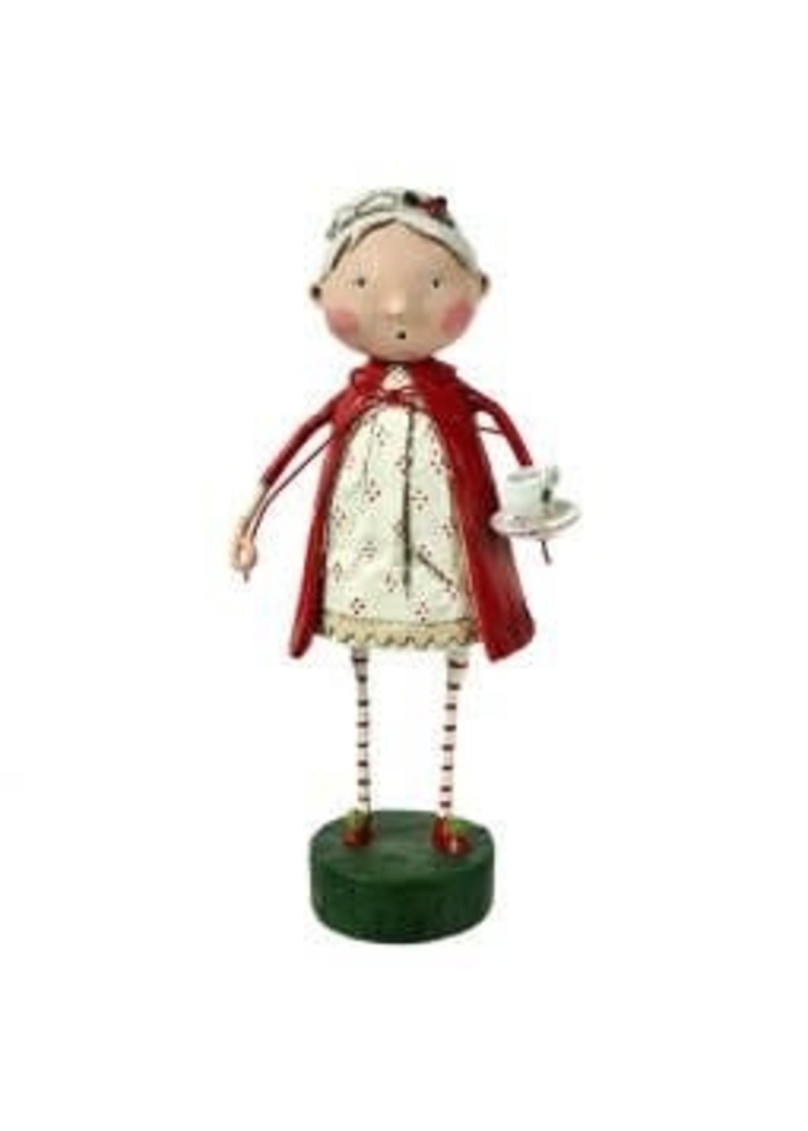 Lori Mitchell Rosy Cozy Mrs. Claus