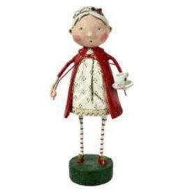 Lori Mitchell Rosy Cozy Mrs. Claus