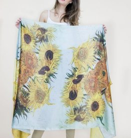 Very Moda Sun Flowers Scarf