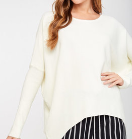 L Love Dolman Sleeve Top