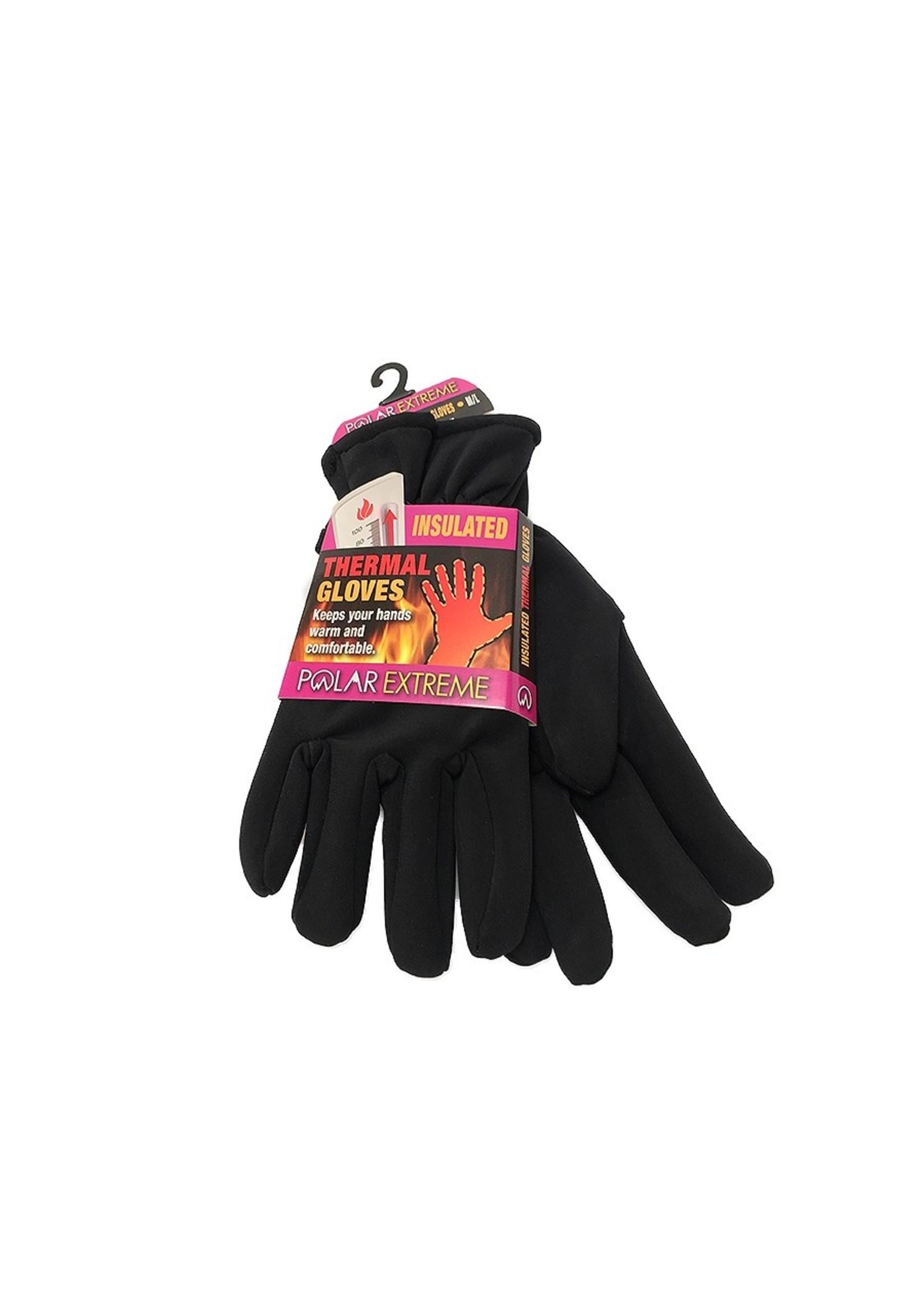 Polar Extreme Polar Extreme Heat Stretch Lined Gloves