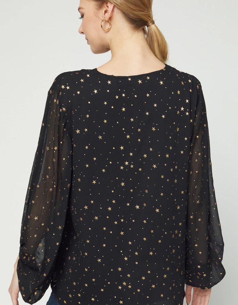 Entro Black & Gold Shirt