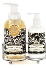 Michel Design Works Honey Almond Handcare Caddy