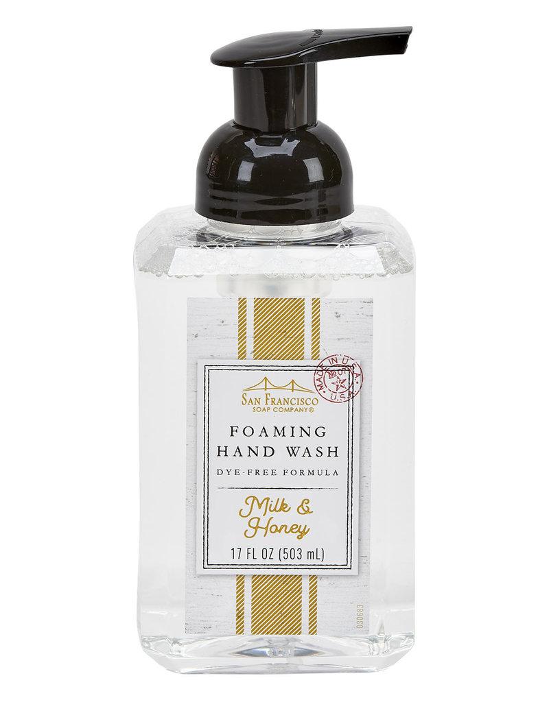 San Francisco Soap Company SFS Foaming Hand Soap