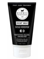 Dionnis Sole Keeper Foot Cream 4 oz