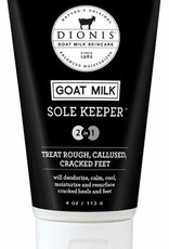 Dionnis Sole Keeper Foot Cream 4 oz