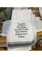 Wild Hare Designs Elections Are Held In November Towel