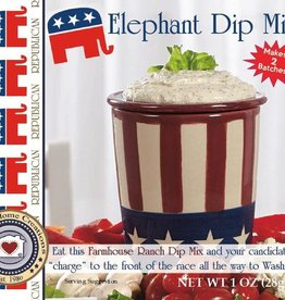 Country Home Creations Elephant Dip Mix