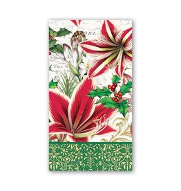 Michel Design Works Merry Christmas Hostess Napkins